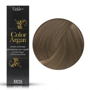 Crema Colorante Permanente - Color Argan -  7 Biondo - 120 ml