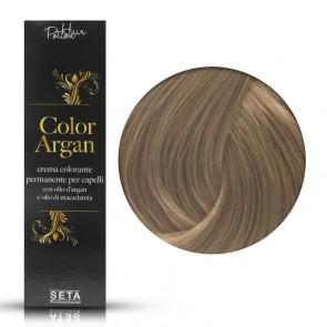 Crema Colorante Permanente - Color Argan -  8 Biondo Chiaro - 120 ml