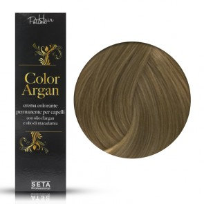 Crema Colorante Permanente, Color Argan, 88 Biondo Chiaro Intenso, 120 ml