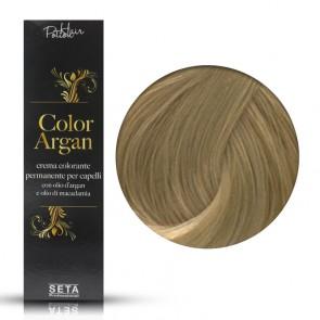 Crema Colorante Permanente, Color Argan, 99 Biondo Chiarissimo Intenso, 120 ml