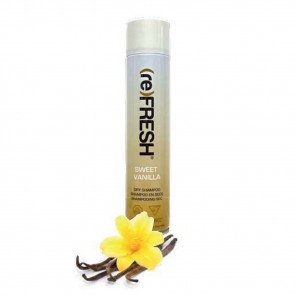 Shampoo A Secco Refresh Sweet Vanilla, 342 ml