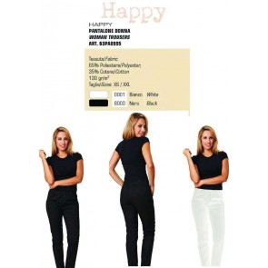 Pantalone Donna Modello HAPPY - Siggi Group