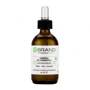 Sinergia oli essenziali Lenitiva - Ebrand Cosmetics - 50 ml