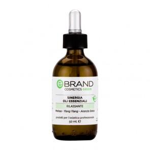 Sinergia oli essenziali Rilassante - Ebrand Cosmetics - 50 ml