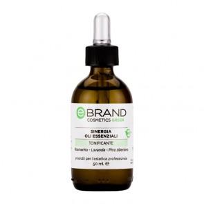 Sinergia oli essenziali Tonificante - Ebrand Cosmetics - 50 ml