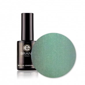 Smalto Semipermanente n. 195 - Green Tea - Ebrand Nails