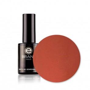 Smalto Semipermanente n. 219 - Terracotta - Ebrand Nails