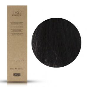 Crema Colorante Permanente 1 Nero 100 ml - Triskell Keratin Color