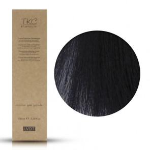 Crema Colorante Permanente 1.11 Nero Blu 100 ml - Triskell Keratin Color