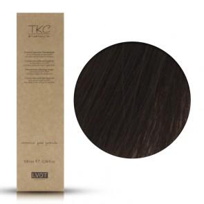 Crema Colorante Permanente 4.3 Castano Dorato 100 ml - Triskell Keratin Color