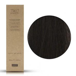 Crema Colorante Permanente 44 Castano Intenso 100 ml - Triskell Keratin Color