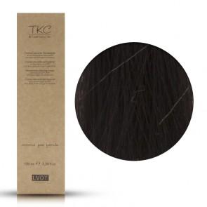 Crema Colorante Permanente 4 Castano 100 ml - Triskell Keratin Color