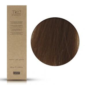 Crema Colorante Permanente  7.3 Biondo Dorato 100 ml - Triskell Keratin Color
