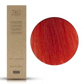 Crema Colorante Permanente  7.66 Biondo Rosso Intenso 100 ml - Triskell Keratin Color