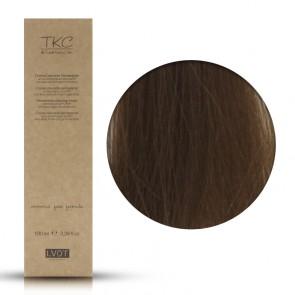 Crema Colorante Permanente 7 Biondo 100 ml - Triskell Keratin Color