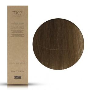 Crema Colorante Permanente  77 Biondo Intenso 100 ml - Triskell Keratin Color