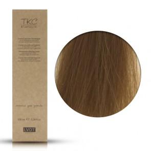 Crema Colorante Permanente 8.3 Biondo Chiaro Dorato 100 ml - Triskell Keratin Color