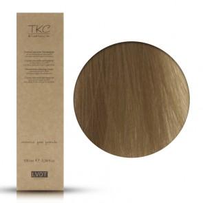 Crema Colorante Permanente  8 Biondo Chiaro 100 ml - Triskell Keratin Color