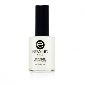 Top Coat Effetto Matte ml 15 - Ebrand Nails