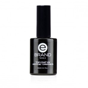 Top Coat UV Effetto Gel ml 15 - Ebrand Nails