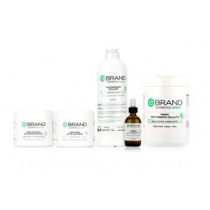 Protocollo Trattamento Snellente localizzato Addome/fianchi (Effetto caldo) - Ebrand Green