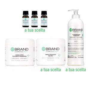 Protocollo Trattamento Corpo Relax - Ebrand Green