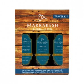 Marrakesh For Men Travel Kit - Kit da Viaggio Uomo
