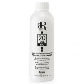 Emulsione Ossidante Profumata in Crema 20 Vol. 6% - RR Real Star - 150 ml