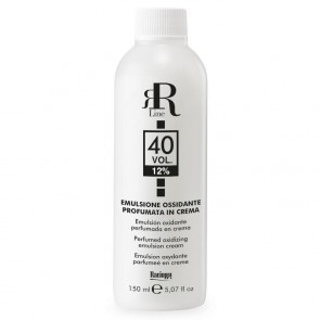 Emulsione Ossidante Profumata in Crema 40 Vol. 12% - RR Real Star - 150 ml