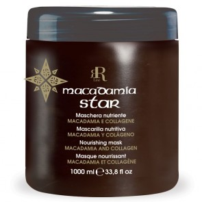 Maschera Nutriente Macadamia E Collagene 1000 Ml