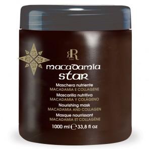 Maschera Nutriente Macadamia E Collagene 1000 Ml