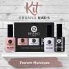 Kit French Manicure - Ebrand Nails