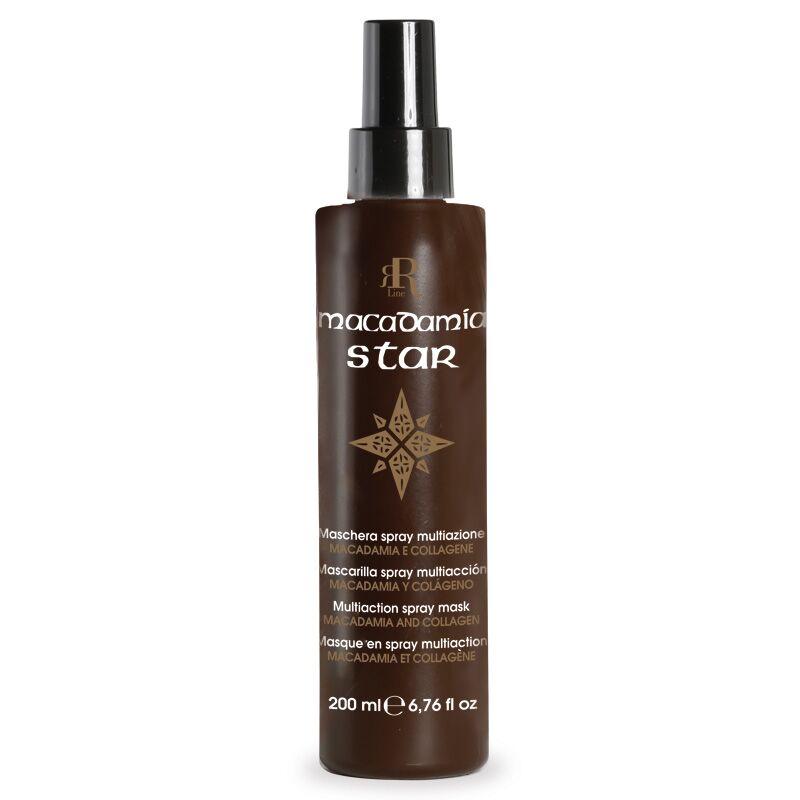 Maschera Spray Multiaz. Macadamia Star, 200 ml, RR Real Star