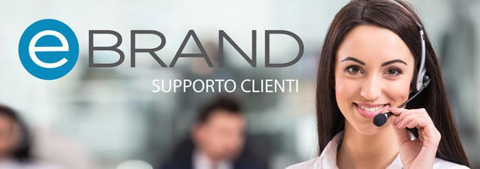 Supporto Clienti Ebrand