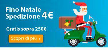 Spedizioni Natale 4€