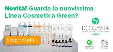 Linea di Cosmetici Professionali Dolcevita