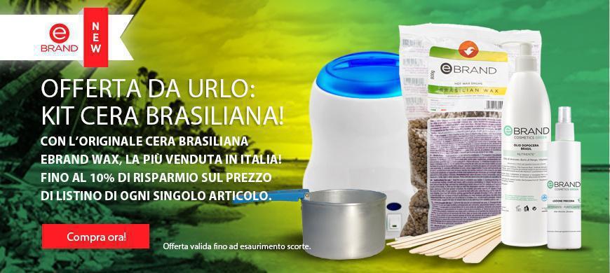 Kit Cera Brasiliana