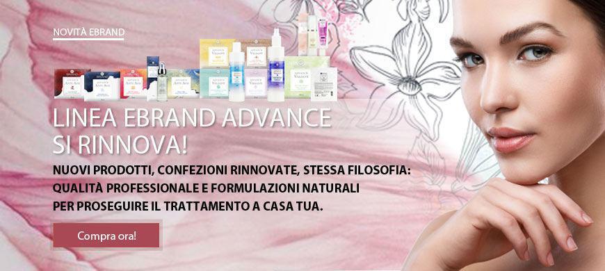 Cosmetici Naturali Ebrand Advance
