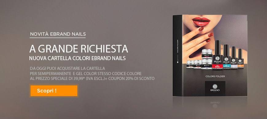 Promo Cartella Colori Nails