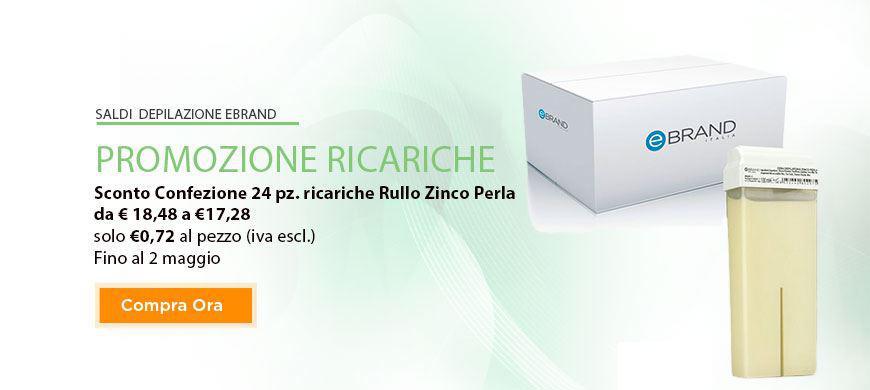 Promo Ricariche Zinco Perla