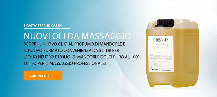nuovi oli da massaggio