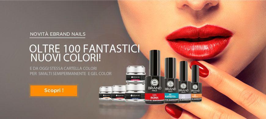 Promo Ebrand Nails 100 Colori
