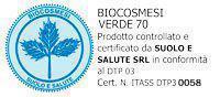 Linea di Prodotti Biologici Certificata