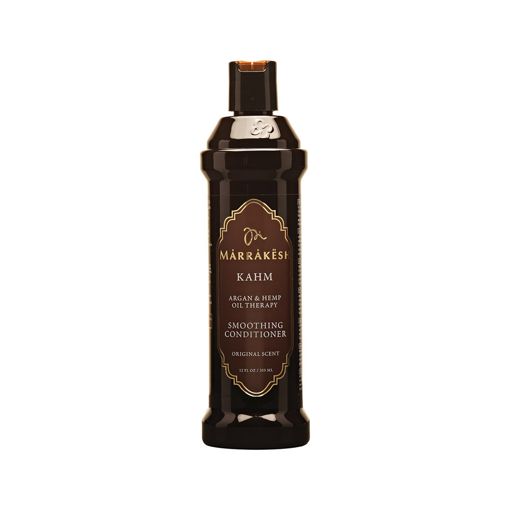 Marrakesh Kahm Conditioner, Balsamo Lisciante Disciplinante, 355 ml