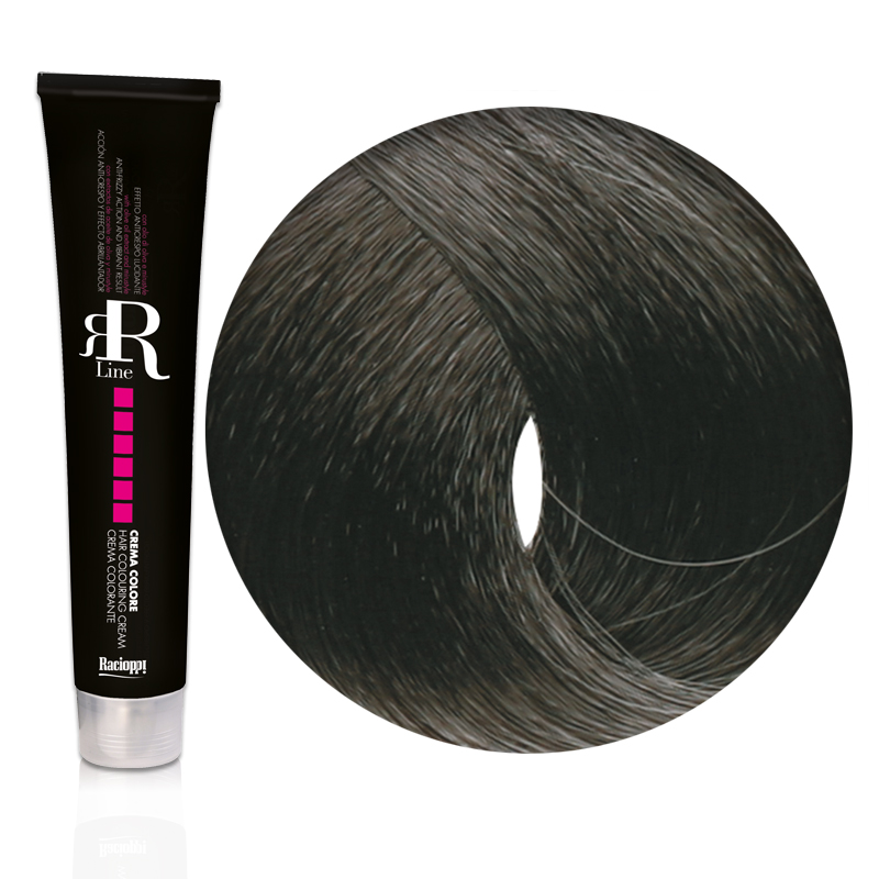 Tinta Capelli Nero 1.0 Professionale, RR Real Star