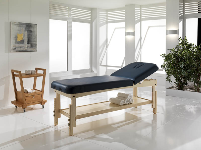Lettino In Legno Orient Wood Bed