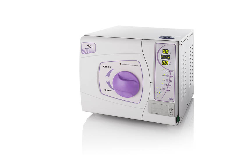Autoclave Digitale Securimed Classe B - 12 lt
