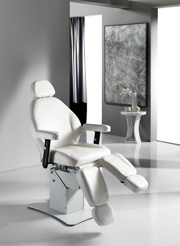Poltrona pedicure elettrica, Allongé Electric