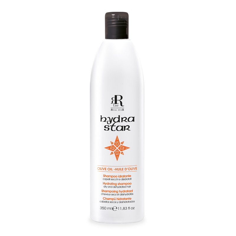 Shampoo Idratante Hydra Star, 350 ml, RR Real Star