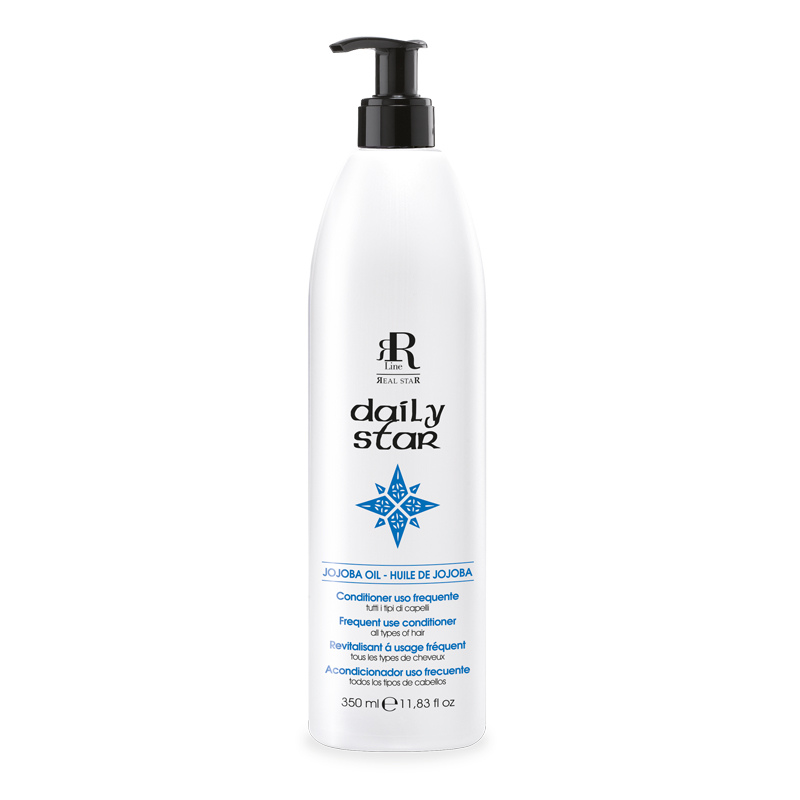 Conditioner Uso Frequente Daily Star, 350 ml, RR Real Star